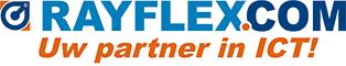 RayFlexCom B.V. – Uw partner in ICT! Logo